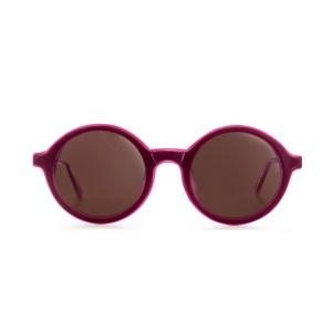FOLLI FOLLIE - Γυναικεία γυαλιά ηλίου FOLLI FOLLIE φούξια