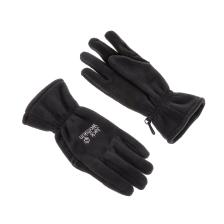 JACK WOLFSKIN - Unisex γάντια ARTIST GLOVE ΑΞΕΣΟΥΑΡ UNISEX μαύρα
