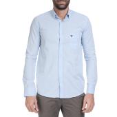 HAMPTONS - Ανδρικό πουκάμισο Hamptons μπλε image
