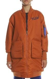 NIKE - Γυναικείο μπουφάν NIKE SW INSULATED MA1 πορτοκαλί