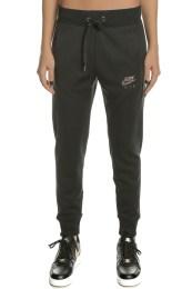 NIKE - Γυναικείο παντελόνι φόρμας NIKE NSW AIR JGGR PK μαύρο