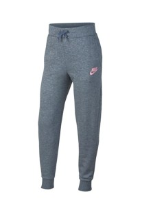 NIKE - Παιδικό παντελόνι φόρμας NSW PANT γκρι