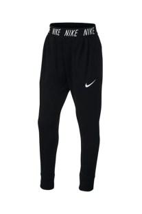 NIKE - Κοριτσίστικο παντελόνι φόρμας NIKE DRY PANT STUDIO μαύρο
