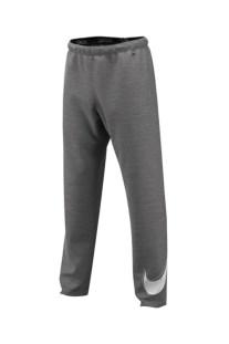 NIKE - Παιδικό παντελόνι NIKE THRMA PANT GFX γκρι