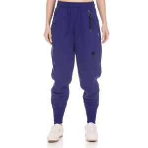 NIKE - Γυναικείο παντελόνι φόρμας NIKE NSW JGGER FLC μωβ