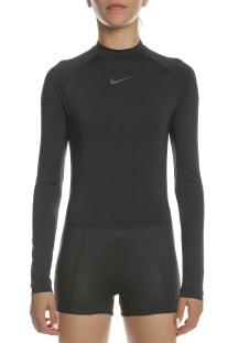 NIKE - Γυναικείο jumpsuit ΝΙΚΕ RD BODYSUIT μαύρο