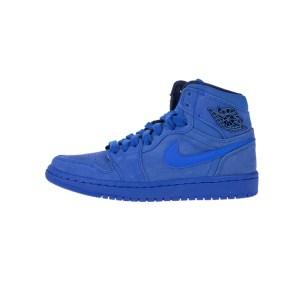 NIKE - Γυναικεία παπούτσια AIR JORDAN 1 RET HI PREM μπλε