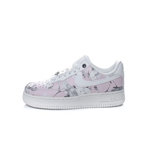 NIKE - Γυναικεία αθλητικά παπούτσια NIKE AIR FORCE 1 '07 LXX ροζ