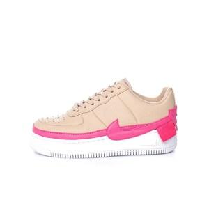NIKE - Γυναικεία sneakers NIKE AF1 JESTER XX μπεζ-ροζ