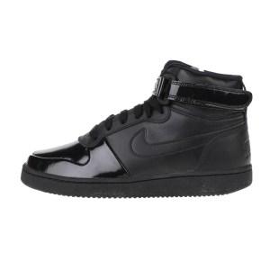 NIKE - Γυναικεία αθλητικά παπούτσια NIKE EBERNON MID PREM μαύρα