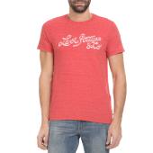 LEVI'S - Ανδρικό T-shirt LEVI'S κόκκινο image