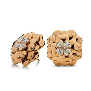 FOLLI FOLLIE - Γυναικεία σκουλαρίκια FOLLI FOLLIE χρυσό