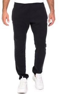 FRANKLIN & MARSHALL - Ανδρικό παντελόνι φόρμας FRANKLIN & MARSHALL μαύρο