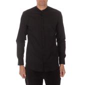 SSEINSE - Ανδρικό πουκάμισο SSEINSE COREANA μαύρο image