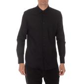 SSEINSE - Ανδρικό πουκάμισο SSEINSE μαύρο image