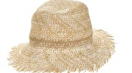 ECHO - Γυναικείο ψάθινο καπέλο ECHO ADELAIDE μπεζ