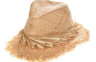 ECHO - Γυναικείο ψάθινο καπέλο ECHO MANGROVE μπεζ