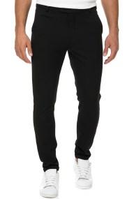 LES DEUX - Ανδρικό chino παντελόνι Como μαύρο