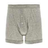 CK UNDERWEAR - Ανδρικό εσώρουχο μπόξερ CK Underwear γκρι image