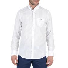 GANT - Ανδρικό μακρυμάνικο πουκάμισο GANT με μοτίβο