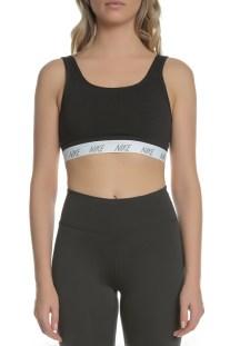 NIKE - Γυναικείο αθλητικό μπουστάκι NIKE CLASSIC SOFT μαύρο