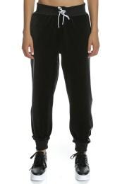 NIKE - Γυναικείο παντελόνι φόρμας Nike Sportswear velour μαύρο
