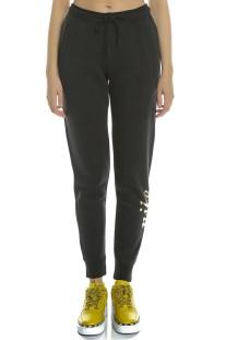 NIKE - Γυναικεία φόρμα NIKE NSW RALLY PANT REG METALLIC μαύρη