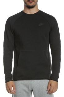 NIKE - Ανδρική μπλούζα NIKE NSW TCH FLC μαύρη