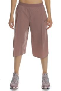 NIKE - Γυναικείο παντελόνι NIKE LONG SHORT RD ροζ