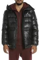 NIKE - Ανδρικό φουσκωτό μπουφάν Jordan Jumpman NIKE μαύρο image