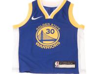 NIKE NBA KIDS - Βρεφική φανέλλα NIKE NBA KIDS WARSC 0-7 ICON REPLICA JERSEY μπλε