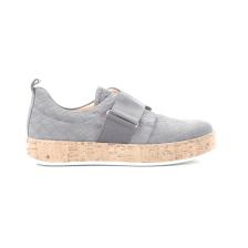 CHANIOTAKIS - Γυναικεία παπούτσια CHANIOTAKIS γκρι