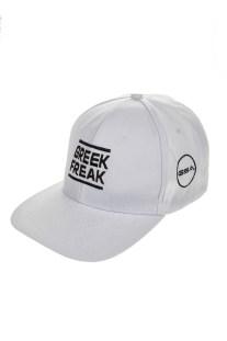 GSA - Ανδρικό καπέλο GSA GREEK FREAK ORIGINAL λευκό