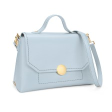e628721c0c FOLLI FOLLIE - Γυναικεία τσάντα χειρός Folli Follie γαλάζια
