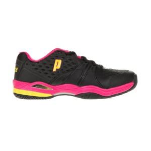 PRINCE - Γυναικεία παπούτσια τένις WARRIOR μαύρα