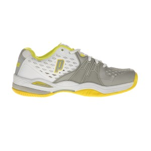 PRINCE - Γυναικεία παπούτσια τένις PRINCE WARRIOR γκρι