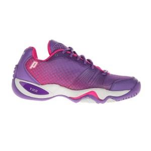 PRINCE - Γυναικεία παπούτσια τέννις PRINCE T22 Lite μοβ