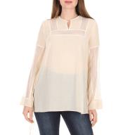 MIRO - Γυναικεία μπλούζα MIRO εκρού