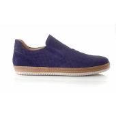 CHANIOTAKIS - Ανδρικά παπούτσια ADRIANO μπλε image