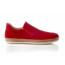 CHANIOTAKIS - Ανδρικά παπούτσια ADRIANO κόκκινα