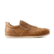 CHANIOTAKIS - Ανδρικά παπούτσια SPORT PELLEGRINI καφέ