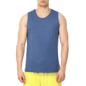 BODYTALK - Ανδρικό αμάνικο φανελάκι CAPSULE BODYTALK μπλε