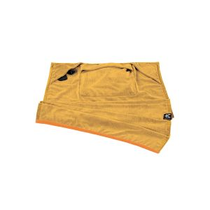 TERRANATION - Πετσέτα θαλάσσης ONE MOE κίτρινη