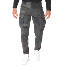 G-STAR RAW - Ανδρικό cargo παντελόνι G-STAR RAW ROVIC ZIP 3D STRAIGHT TAPERED χακί