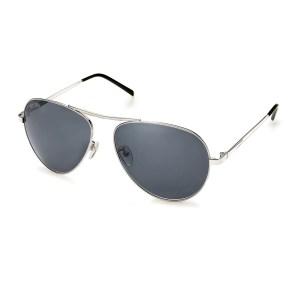 FOLLI FOLLIE - Γυναικεία γυαλιά ηλίου μεταλλικά FOLLI FOLLIE ασημί