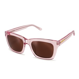 FOLLI FOLLIE - Γυναικείο τετράγωνα γυαλιά ηλίου FOLLI FOLLIE ροζ