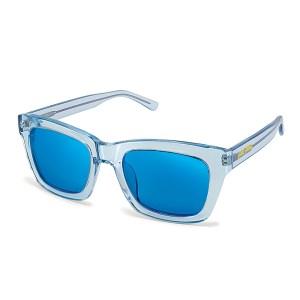 FOLLI FOLLIE - Γυναικεία γυαλιά ηλίου διάφανα FOLLI FOLLIE μπλε