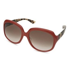FOLLI FOLLIE - Γυνακεία γυαλιά ηλίου μάσκα FOLLI FOLLIE καφέ