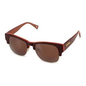 FOLLI FOLLIE - Γυναικεία γυαλιά ηλίου FOLLI FOLLIE καφέ πορτοκαλί