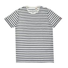 LEVI'S - Ανδρικό σετ κοντομάνικες μπλούζες LEVI'S μπλε-λευκό